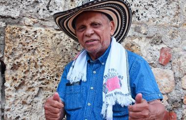 Adolfo Pacheco.