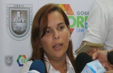 Sandra Gómez Urbina.