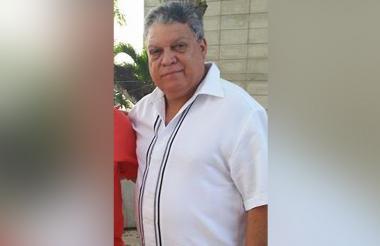 El exdirector de Comfasucre, William Rodolfo Martínez Santamaría.