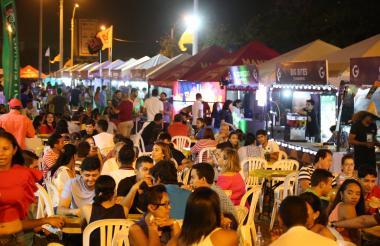 Imagen de la edición pasada del festival.