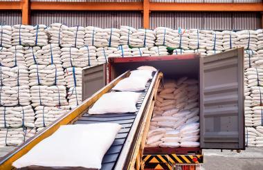 Colombia exportó el año pasado 700.000 toneladas de azúcar.