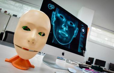 Actualmente Mary se encuentra en el computador, pero sus creadores piensan llevarla a un 'hardware' que se asemeje a un rostro humano.