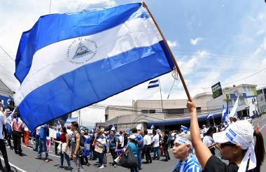 Nicaragua vive un clima permanente de protesta desde el pasado 18 de abril.