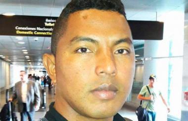 Erick Fabián Barrios Barrios, asesinado.
