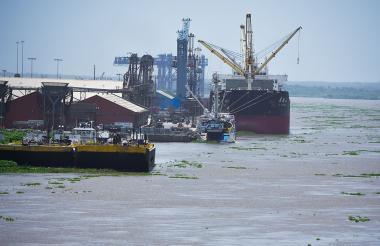 La zona portuaria de Barranquilla sería una de las beneficiadas con la iniciativa.