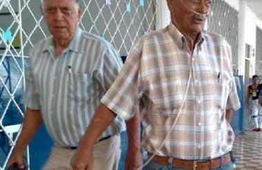 Ramón Antonio Holguín.