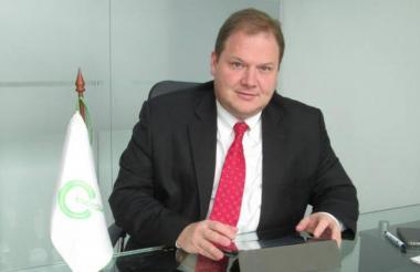 Andrés Taboada, presidente de la Cámara Colombiana de Energía.