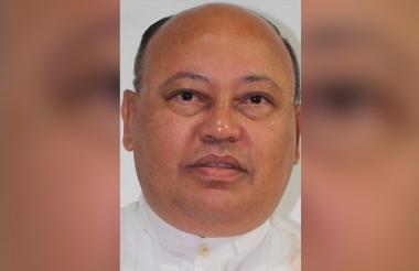 Eusebio Támara, sacerdote fallecido