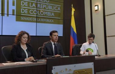 El ministro del Interior, Guillermo Rivera, anunció que desde hoy arranca la campaña para promover la votación de la consulta anticorrupción que será el 26 de agosto.