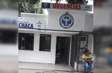 Puesto de salud de Guachaca.