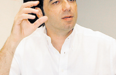 Antonio Char, presidente de Supertiendas y Droguerías Olímpica S.A.