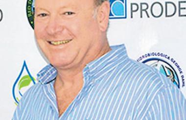 Mark McManus, presidente del Grupo Prodeco.