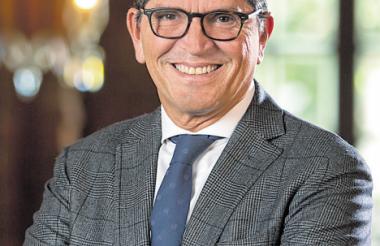 Antonio Celia, presidente de la compañía Promigas.