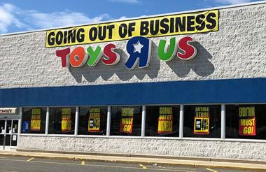 Fachada de una de las tiendas en Estados Unidos.
