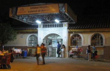 Marlon Enrique Pacheco Jiménez falleció la madrugada del domingo  en  el  Hospital General de Barranquilla.