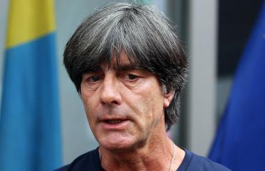 Joachim Löw, director técnico de la selección alemana.