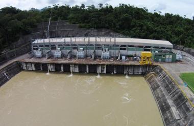 Hidroeléctrica Urrá.