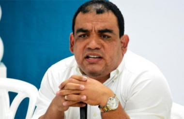 Antonio Correa, senador.