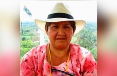 Leonor Herreño, exfuncionaria de la Subdirección de Talento Humano del Ministerio de Educación.