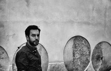 Orlando Echeverri, autor de 'Criacuervo'.