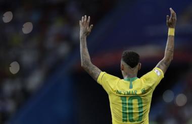 Neymar, otro grande que le dijo adiós a la Copa Mundo 2018.