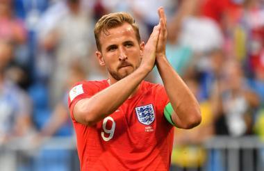 Kane, goleador del Mundial.