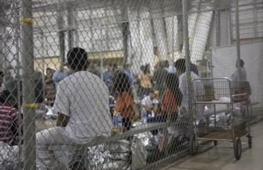 En estos sitios permanecen los menores de edad hijos de inmigrantes que ingresan o pretenden ingresar a EEUU.