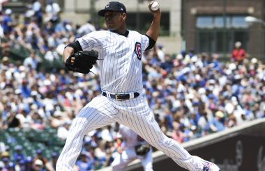 José Quintana, de Cubs.