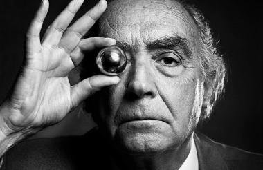 El escritor, novelista y poeta portugués José Saramago, fallecido en 2010.