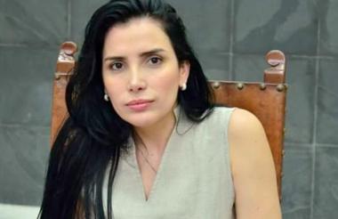 Merlano, investigada por presunto fraude electoral.