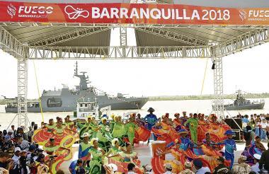Una de las grandes atracciones que presenta Barranquilla a sus ciudadanos y visitantes es el Gran Malecón.