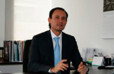 Alejandro Castañeda, director ejecutivo de Andeg.