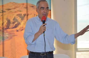 Rodrigo Rivera Salazar, alto comisionado para la Paz.