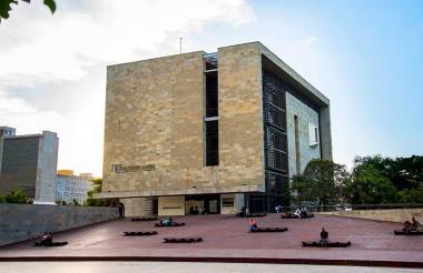 Museo del Caribe Gabriel García Márquez.
