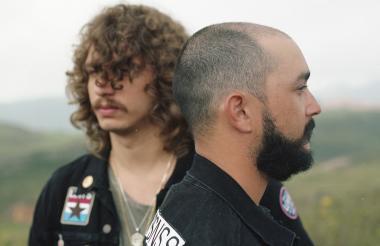 Miguel 'Mono' Urina y Kike Vélez, MNKYBSNSS.