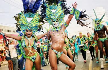 Las Fiestas de Independencia de Cartagena mezclan tradición y folclor.
