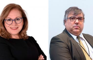 Ana Morato y Roberto Guardia Rabell.