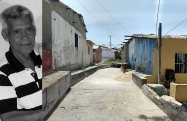 Junín Alberto Domínguez, asesinado a bala.