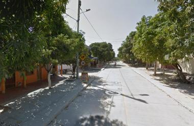 Habitantes de Sabanagrande piden mejorar servicio.