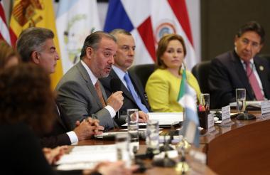 Registro del encuentro realizado en México, en 2017.