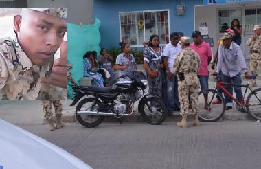 Soldado asesinado por un compañero en La Guajira.