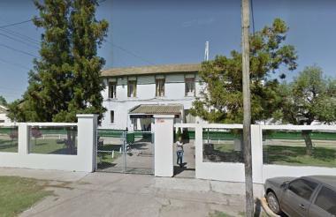 Hospital Dr. Ángel Marzetti, donde laboraban los falsos médicos.