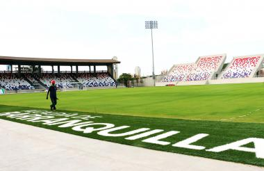 Estadio Romelio Martínez.