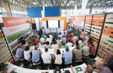 Habrá espacios para negocios entre visitantes, expositores e inversionistas.