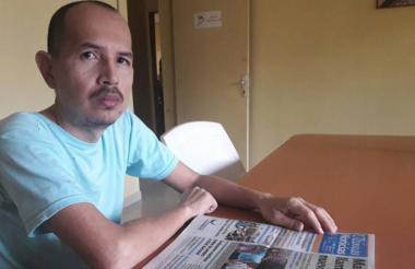 Juan Carlos Sánchez Latorre, alias el Lobo Feroz, acusado de abuso.