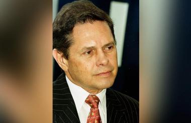 Carlos Mattos, empresario vallenato.
