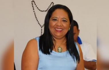 Cristilda Marsiglia Hernández, alcaldesa de Puerto Escondido.