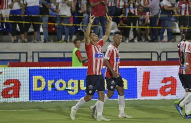 Teófilo Gutiérrez comandará hoy nuevamente el ataque del Junior en el Polideportivo Sur.