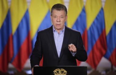 El presidente Juan Manuel Santos dejará la Casa de Nariño este martes 7 de agosto.