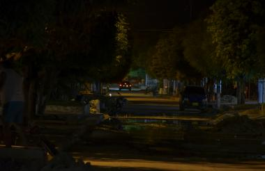 Calles con poca luz es una de las quejas más comunes que presentan los usuarios en Juan de Acosta.